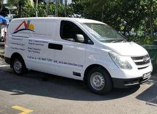 Movers / logistic service