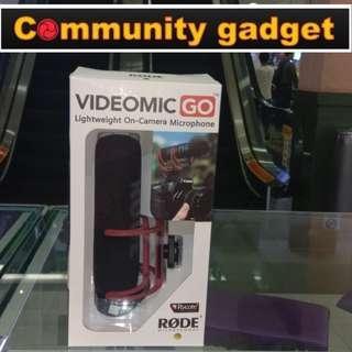 Rode Videomic GO - Microphone