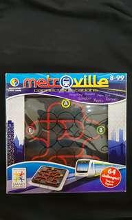 Smart Games Metroville Puzzle