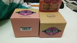 Doll skin foundation