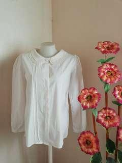 Off white Blouse