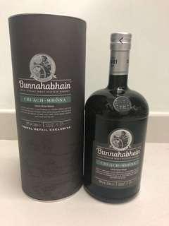 Bunnahabhain Cruach Mhona 1000ml 50%