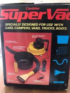 SuperVac for car