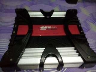 Mugen high power amplifier class A original Japan 4channel