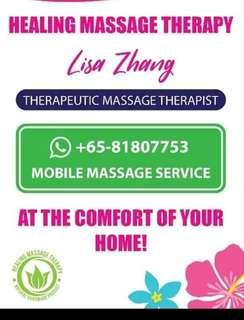Free body scrub with 90 mins of body massage at the comfort of your home!
