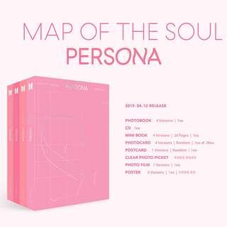 [PRE-ORDER] BTS MAP OF THE SOUL: PERSONA