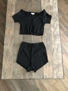 SABO SKIRT SET | size XS