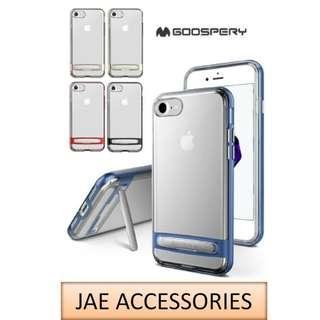 Goospery Dream Bumper Stand Case For IPhone Samsung Models
