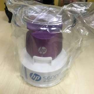 brand new hp s6000 mini speaker