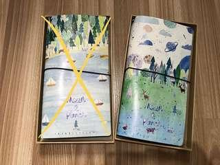 Notebook/ Planner/ Travel Journal/ Diary