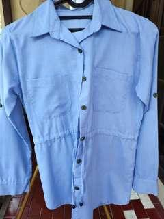 Like denim shirt