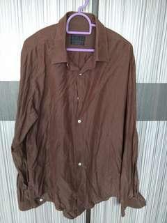 Zara Man Studio Long Sleeves Shirt (Adidas / Nike / Uniqlo)
