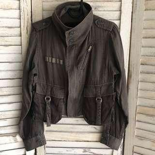 Coats Comme Vintage Style Jacket Made in Japan