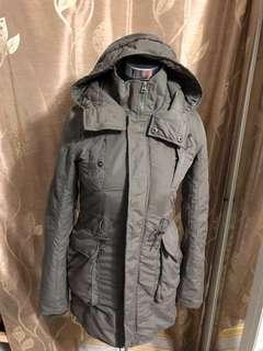 Green winter jacket (TB1179)