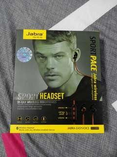 Jabra sport wireless Bluetooth earphones