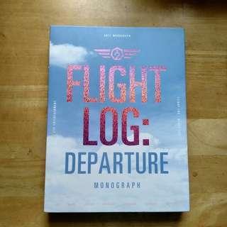 GOT7 Flight Log Departure Monograph Full Set