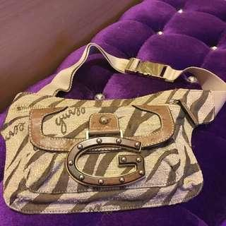 🚚 Guess正品 G Logo腰包*原價6380 類似Gucci款