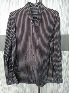 BN Crocodile Long Sleeves Shirt (Adidas / Nike / Uniqlo).