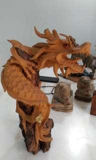 🚚 Clay dragon