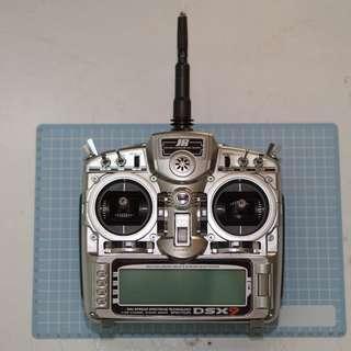JR DSX9 2.4G 9CH RC Radio Control