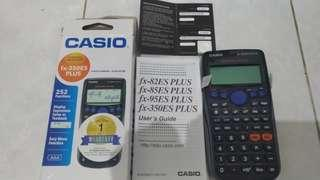 NEW - Casio Scientific Calculator FX-350ES PLUS