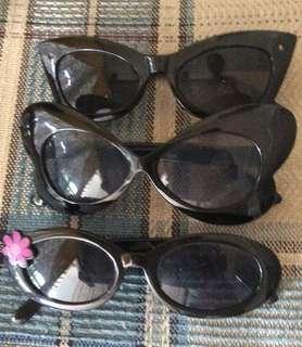 Baby girl sunglasses 😎💕
