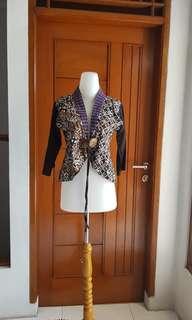 Outwear Batik Prajan by Anthok Kalarie