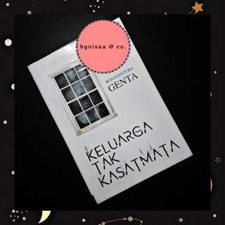 Preloved buku : Keluarga Tak Kasatmata by Bonaventura Genta