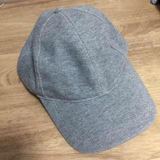 H&M light grey baseball cap