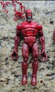 Marvel legends Toxin symbiote