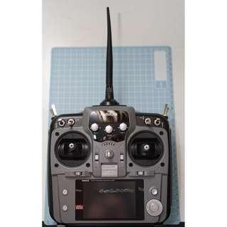 RadioLink AT10 2.4G 10CH Transmitter Remote Control