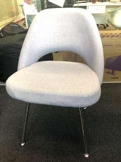 Plush / Felt Desk Chair