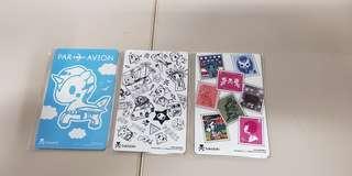 Tokidoki Ezlink Card Set