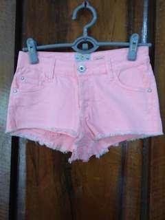 River Island Daisy Duke shorts