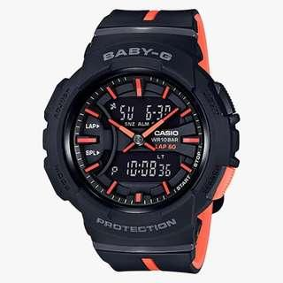 Casio Baby-G BGA-240L Mineral Glass Watch