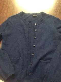 Topshop cardigan outerwear bahan wool