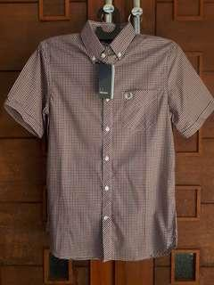 Fred perry gingam