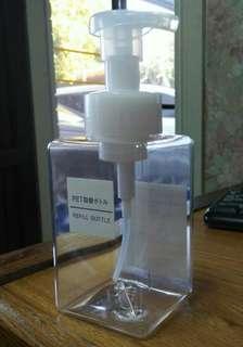 Refill Bottle Foam Type 400 ml