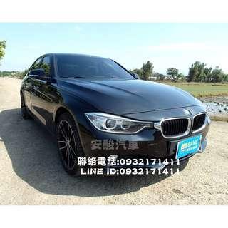 2014年BMW 328I 2.0黑