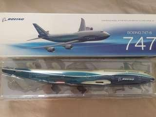 Boeing 747-8(Boeing Official Product)