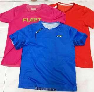 3 pieces Jersey Tee