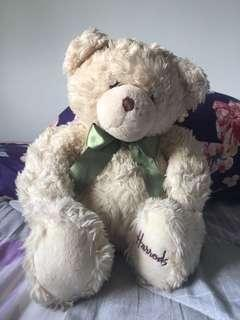 Harrods teddy