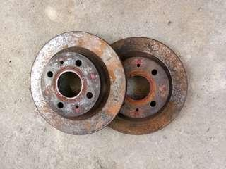 Rotor piring disc myvi old