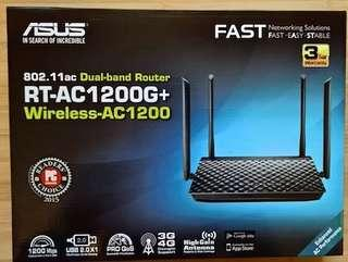 🚚 Asus AC Router RT-AC1200+