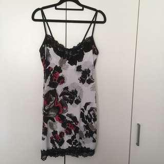 Floral Slip Dress Sleepwear