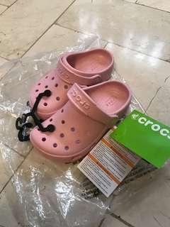 Bnew Crocs