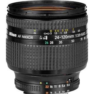Nikon AF-NIKKOR f/3.5-5.6D