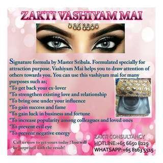 ZAKTI CONSULTANCY VASHIYAM