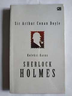 BEKAS Novel Sherlock Holmes Koleksi Kasus Bagus Detektif Kriminal