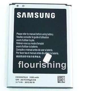 三星 Samsung Galaxy Note2 N7100 EB595675LU 3100mAh 原廠電池 保固半年